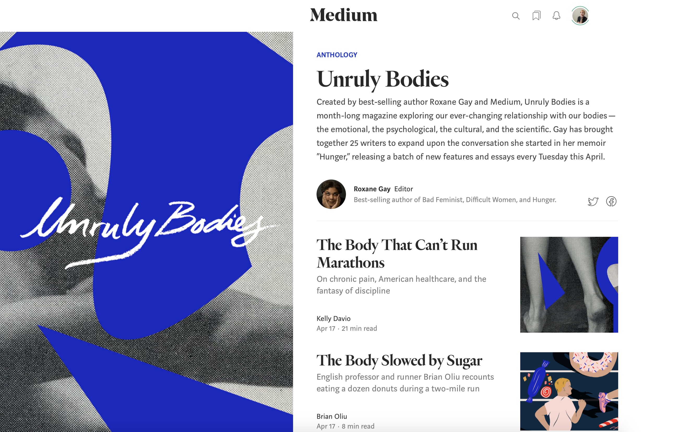 "Dear Medium: The Edition is bad, and your ""popup anthology"" is"
