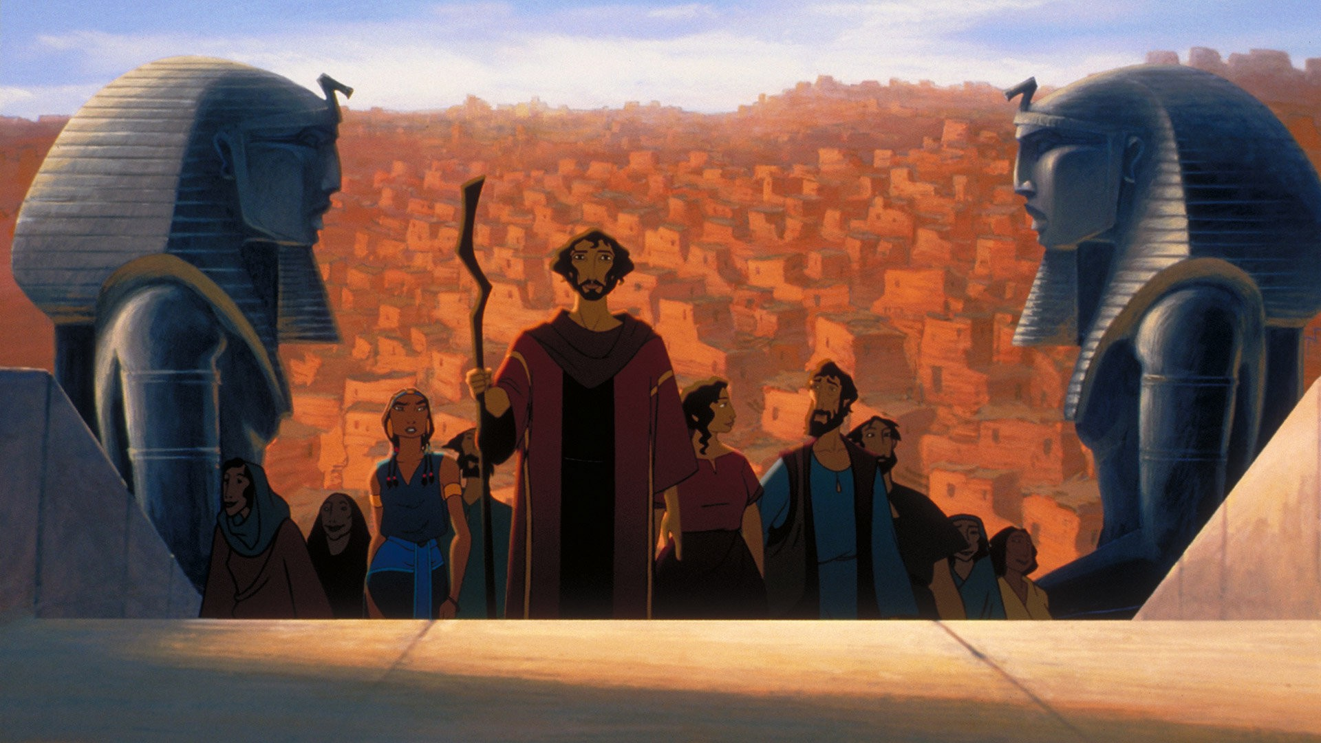 5 Reasons The Prince of Egypt Is One of the Best Bible Movies Ever