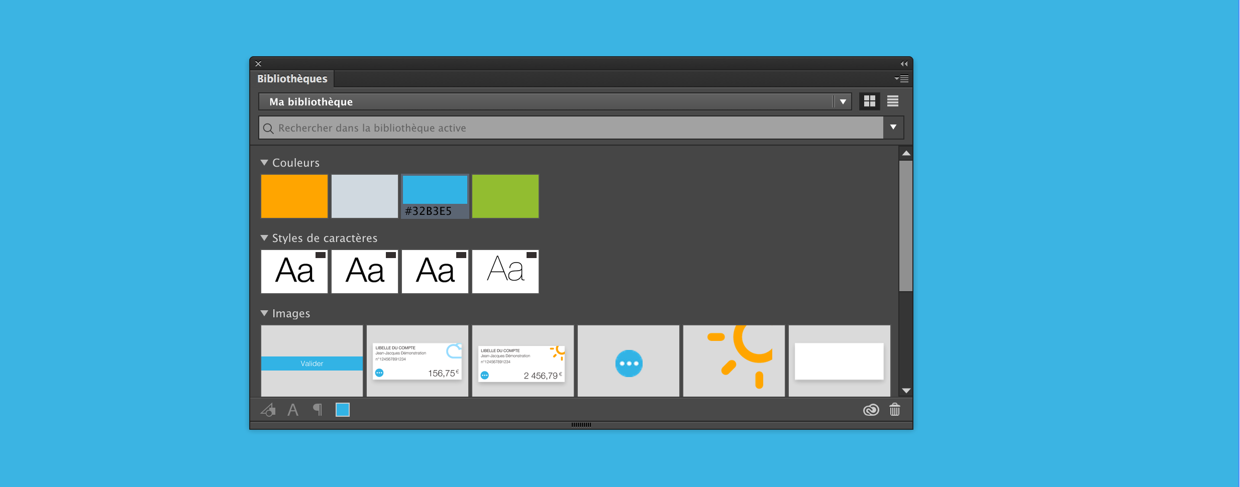 How to use Adobe CC shared libraries and make the most of it?
