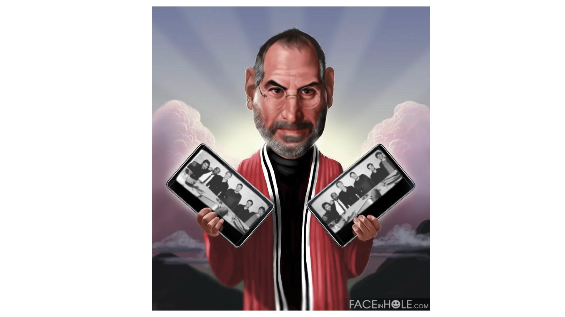 Why Cant Steve Jobs Make Iphone At >> Steve Jobs Didn T Invent The Iphone But He Did Make It Happen
