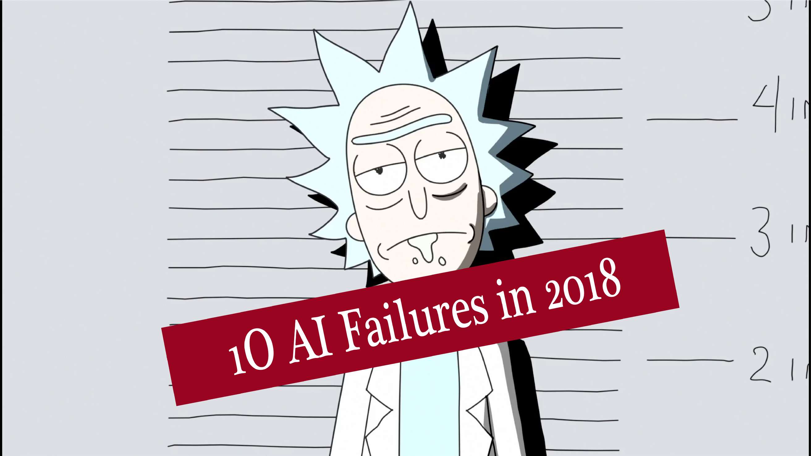 2018 in Review: 10 AI Failures - SyncedReview - Medium