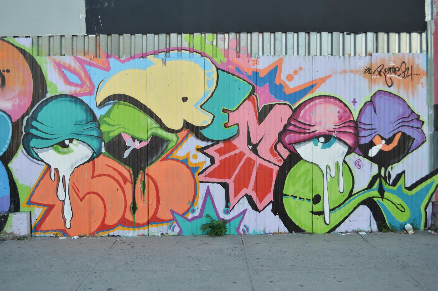 Whose Wall Is It Anyway? - The Brooklyn Ink - Medium