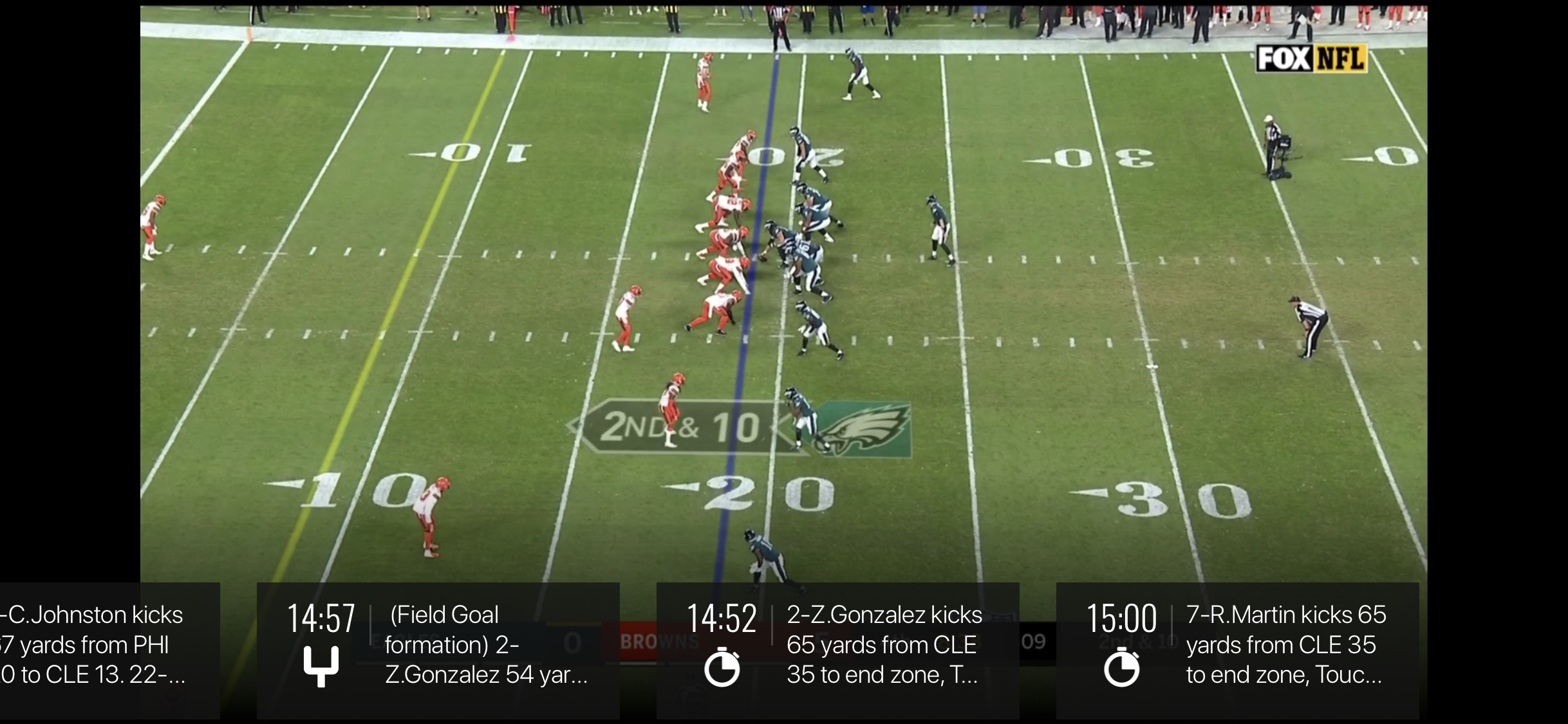 The new NFL Gamepass mobile video player - Sport: The Digital (r