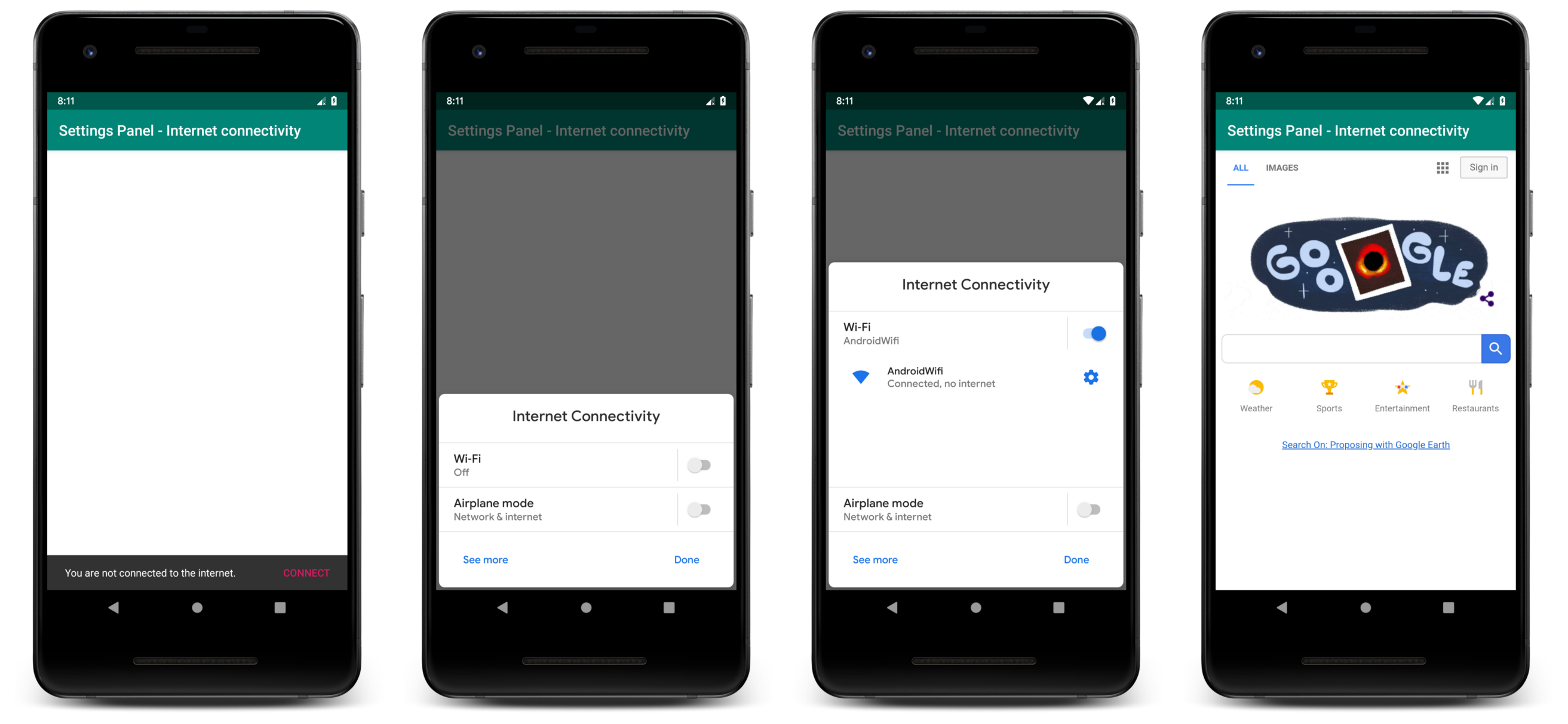 Android settings panels: App engagement - ProAndroidDev