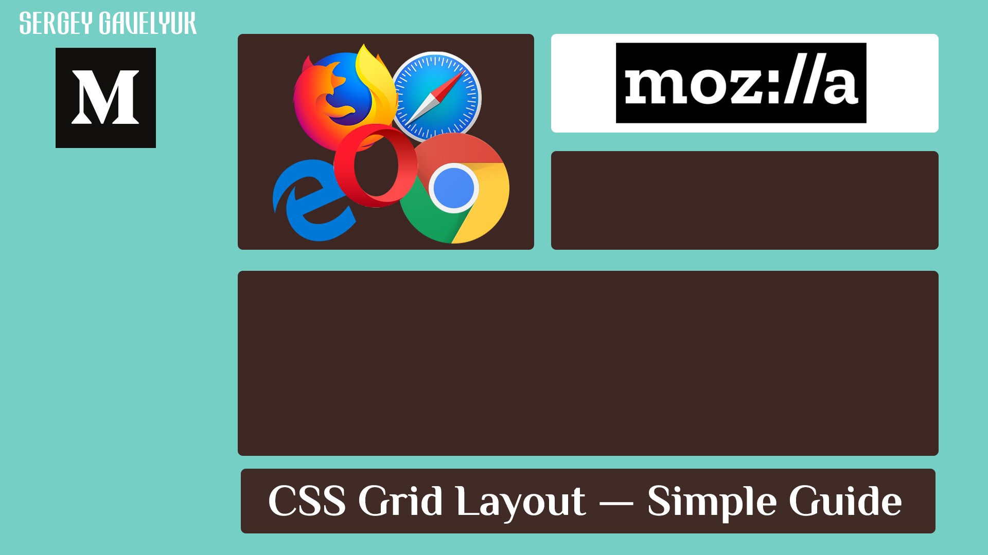 CSS Grid Layout — Simple Guide - codeburst