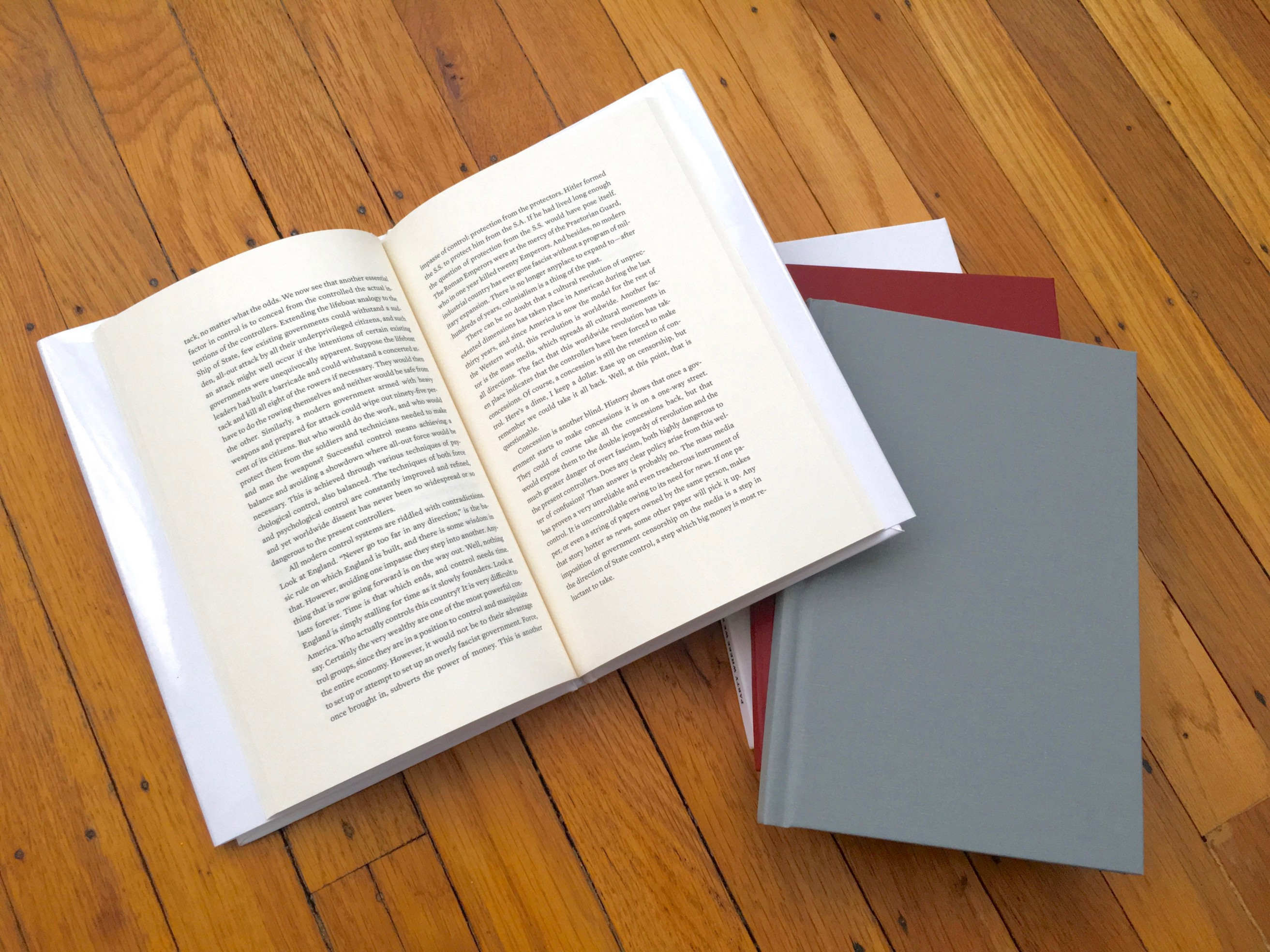 My experiences printing a small batch of books - Marcin Wichary - Medium
