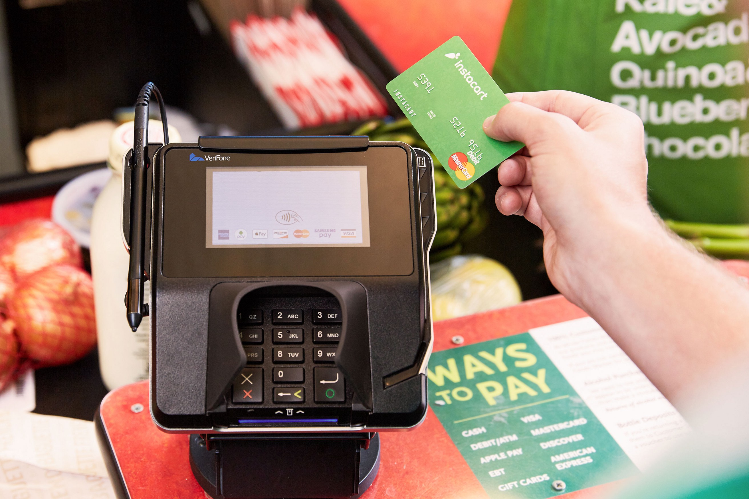 Enabling a seamless payment experience at Instacart through Marqeta