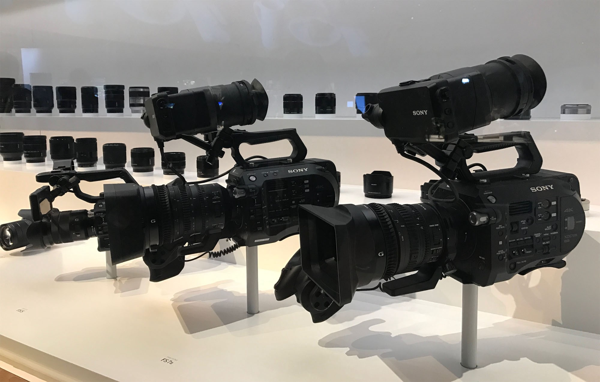 New E-mount lenses and 8K camera from Sony on April 23rd?