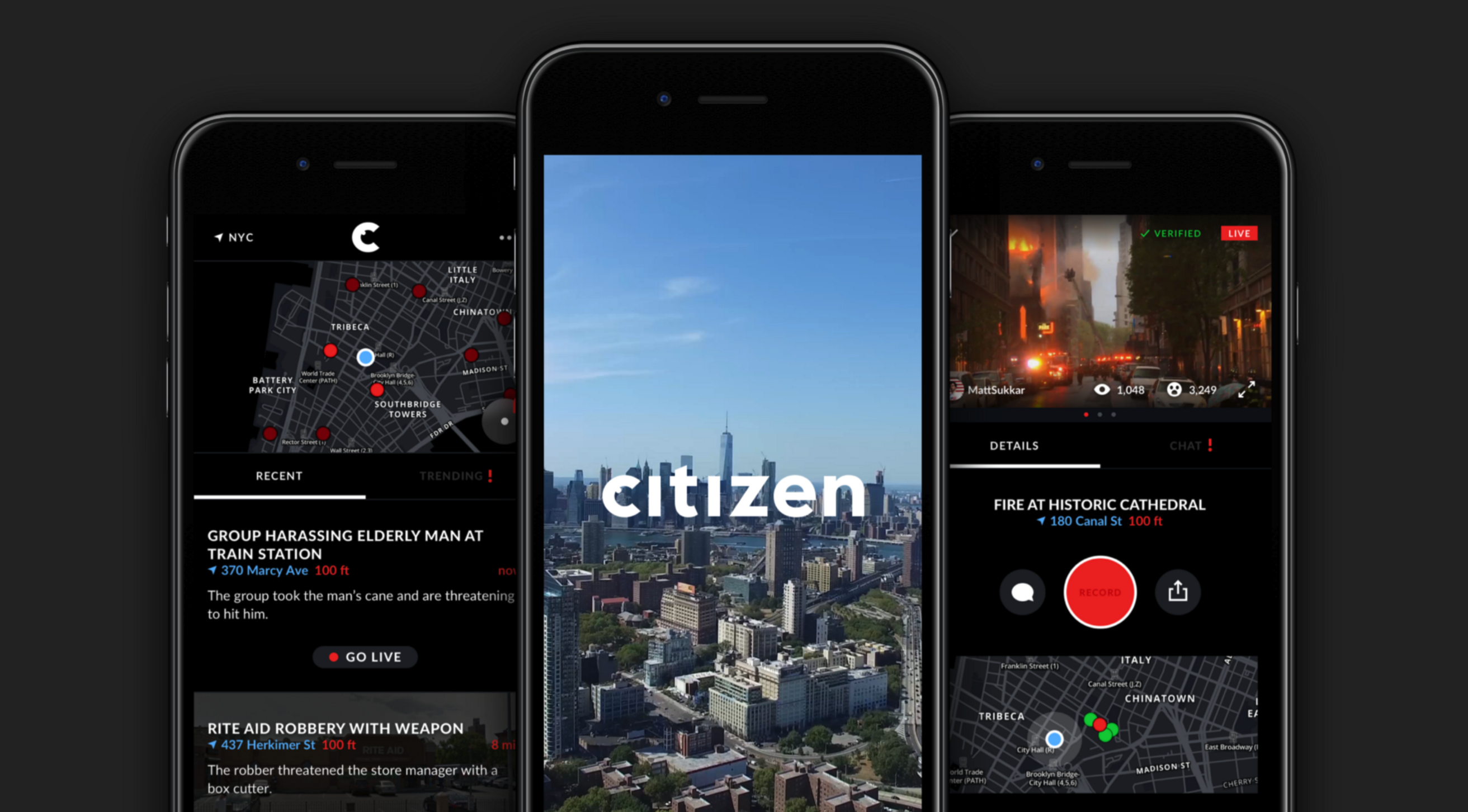 Business Insider Recognizes Citizen as Top App for Your New iPhone