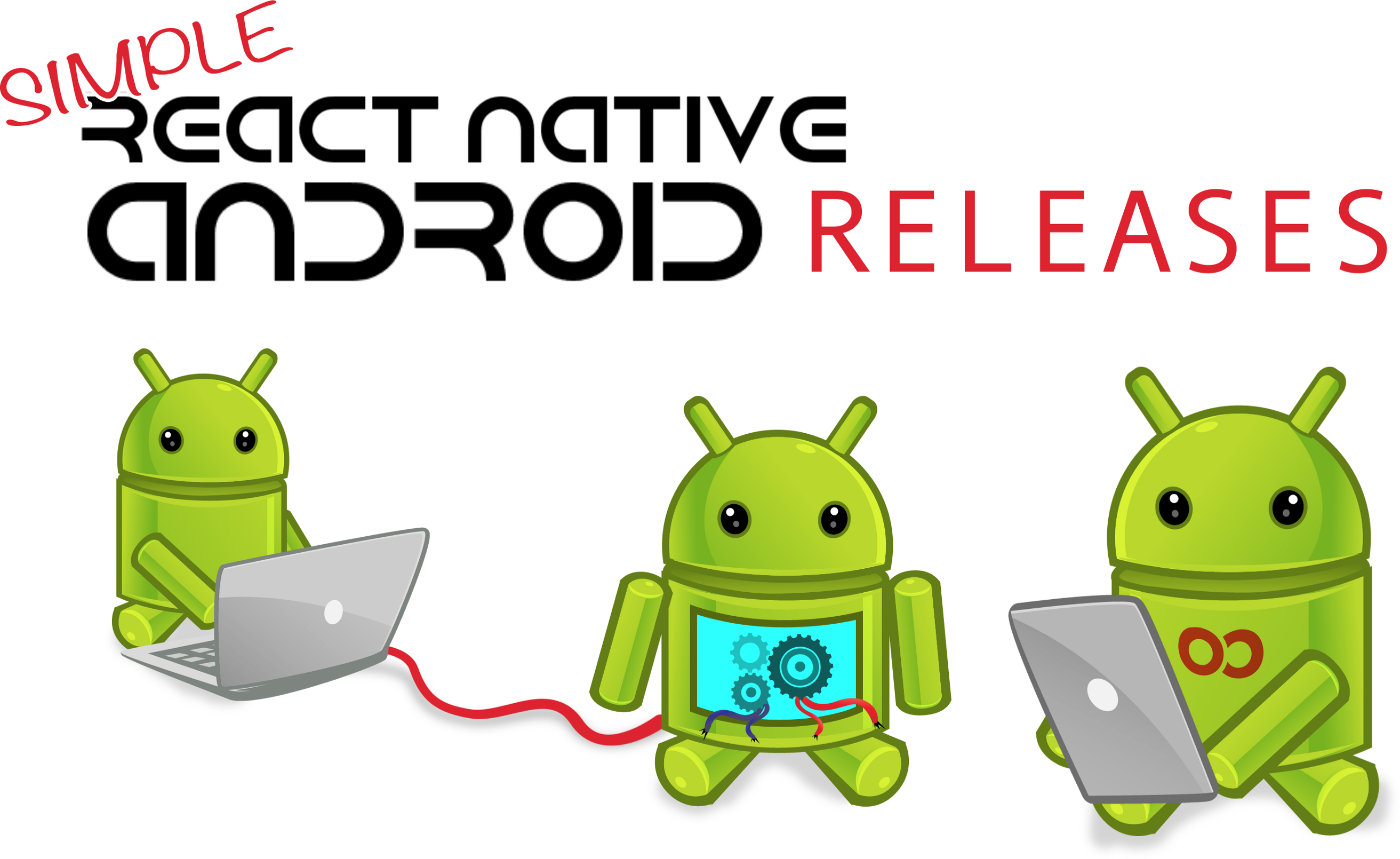 Simple React Native Android Releases - Red Shift