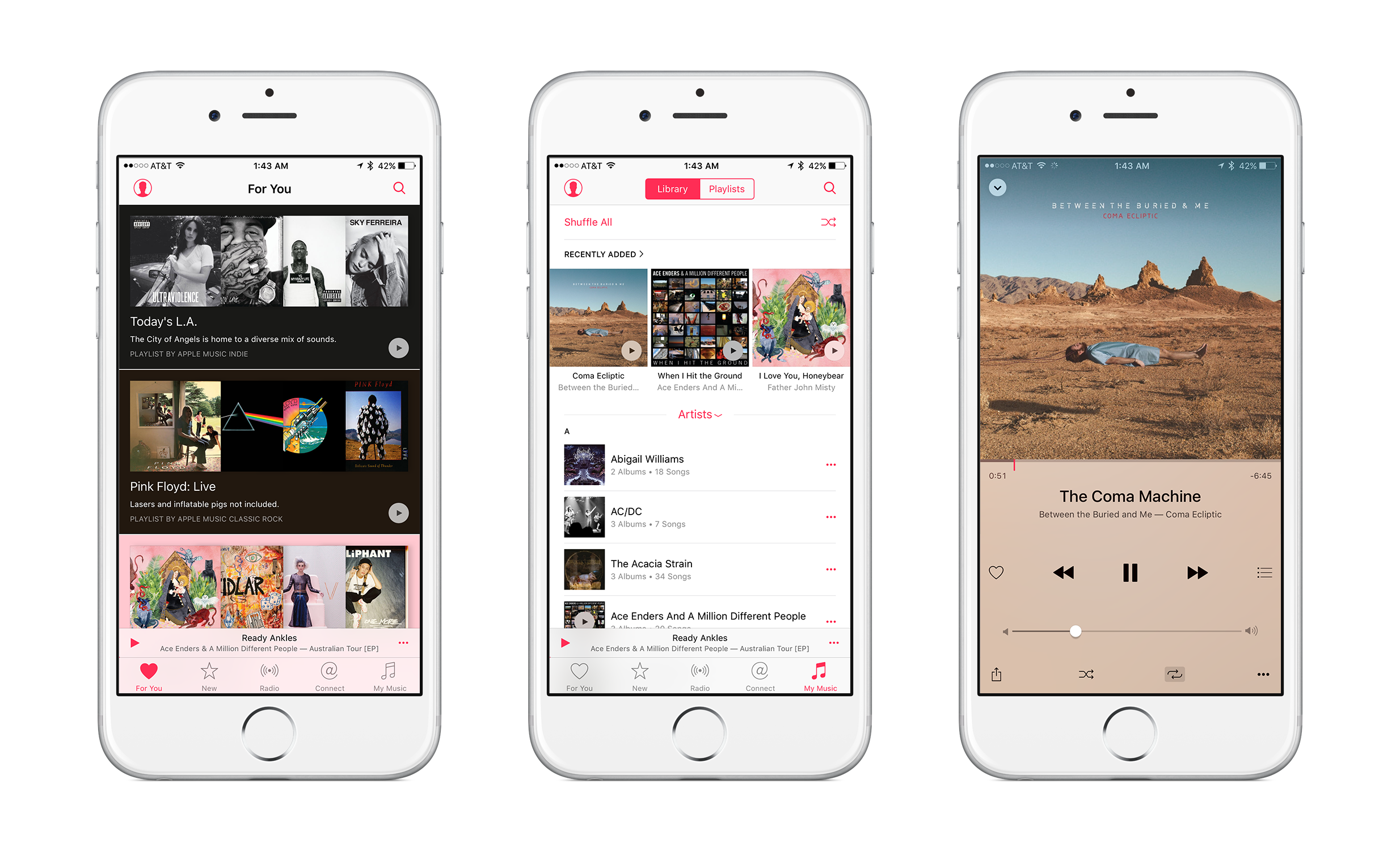 How I Would Redesign Apple Music's iOS App - Ryan Spencer - Medium