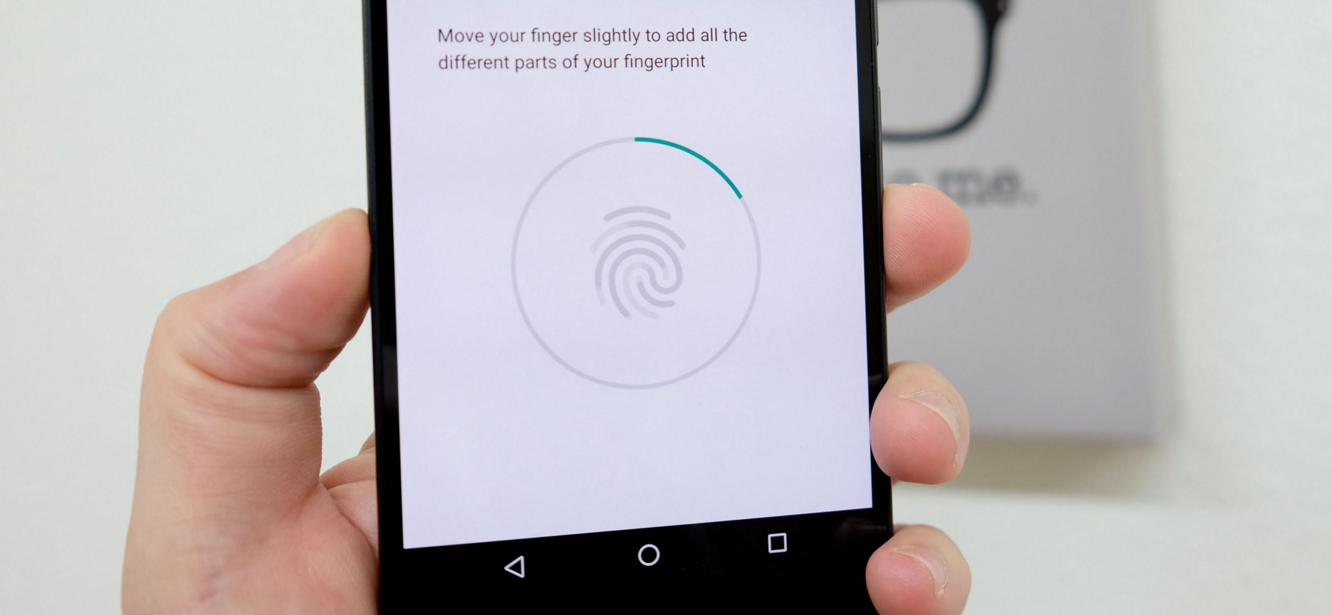 Authenticate your users with fingerprint in the Android