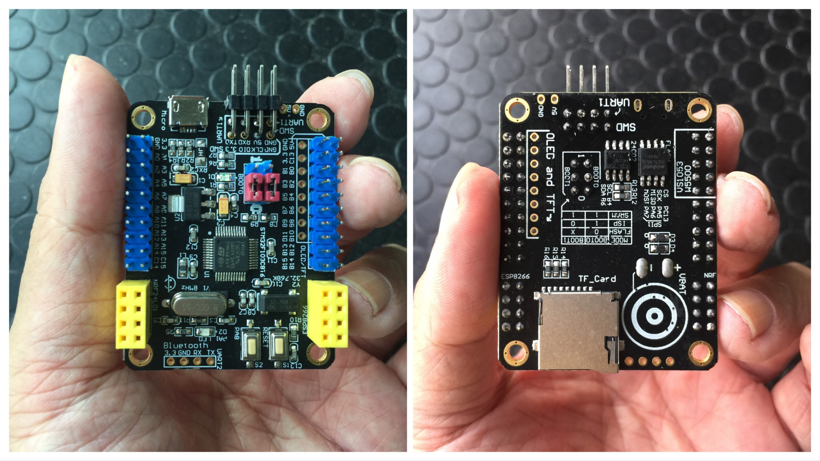 Super Blue Pill — Like STM32 Blue Pill, But Better!