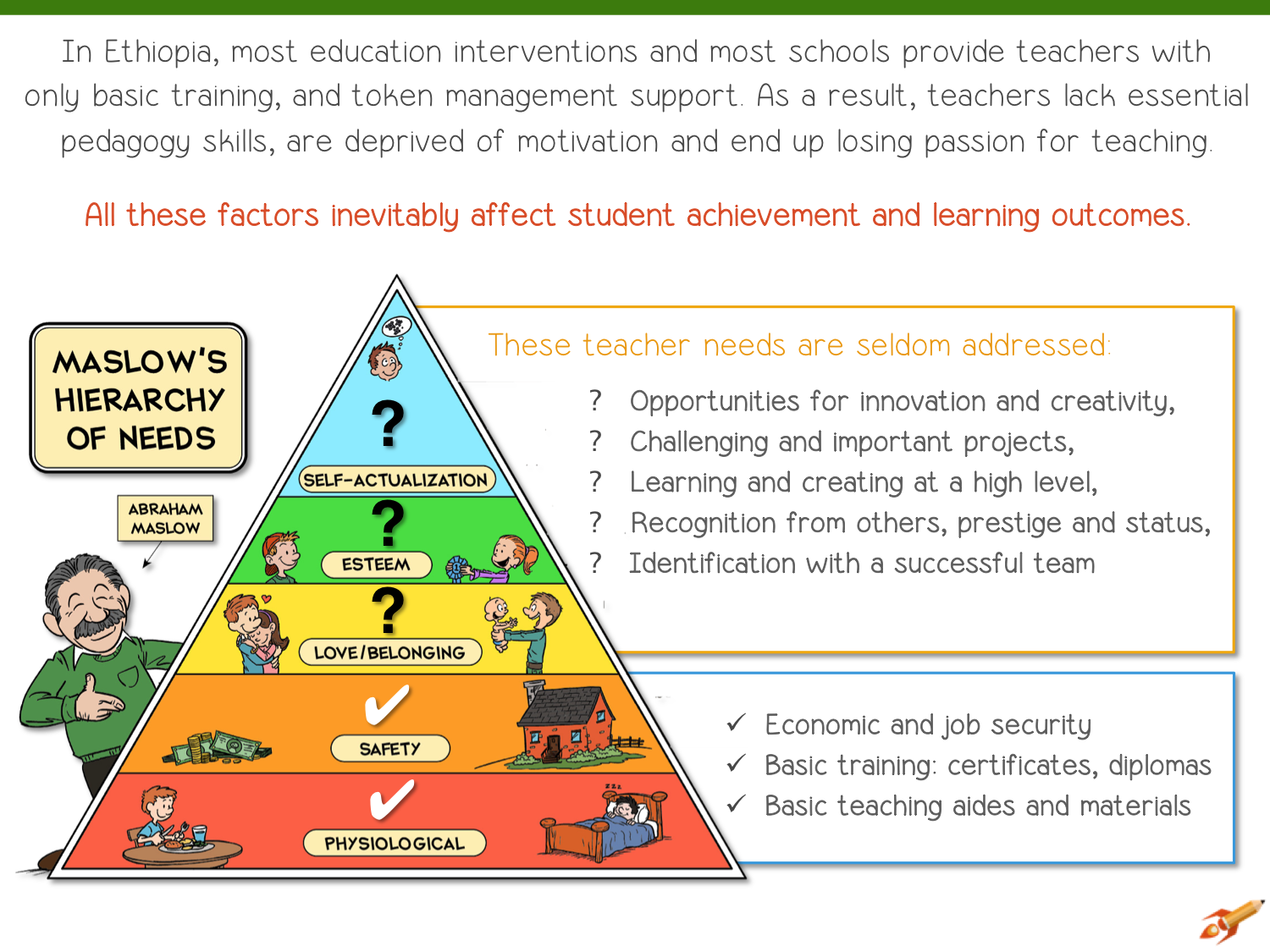 What a teacher can be, she must be  - Accelerated Insights Blog - Medium