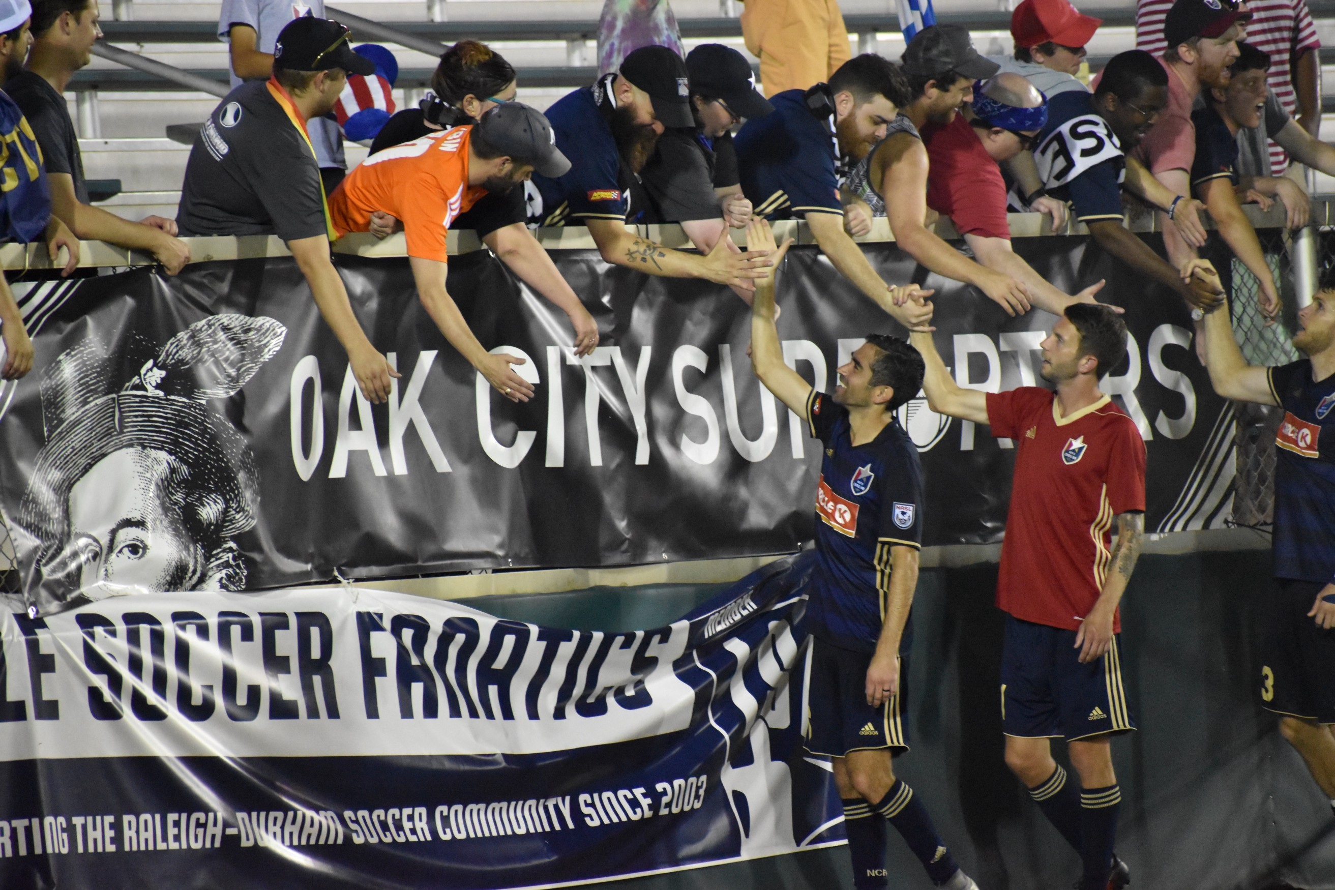 From Railhawks to Dead Whales: A short history of the Oak City