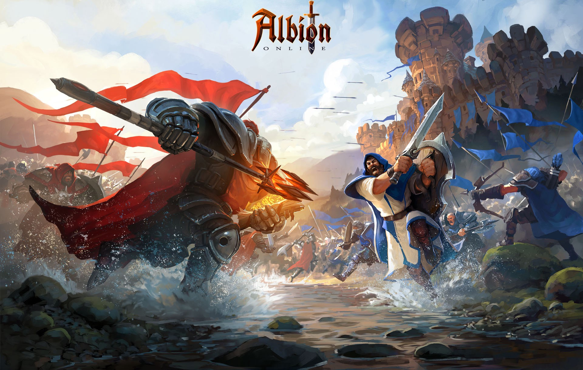 Albion Online: A Beautiful Game Stuck In Development Hell