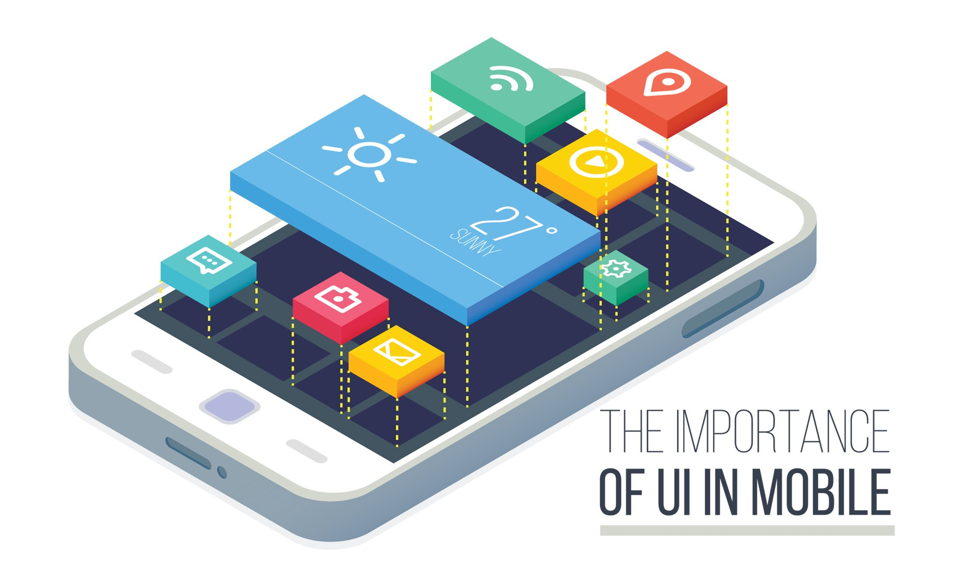 5 reasons why UI is important - Omnibridge Systems Pvt  Ltd
