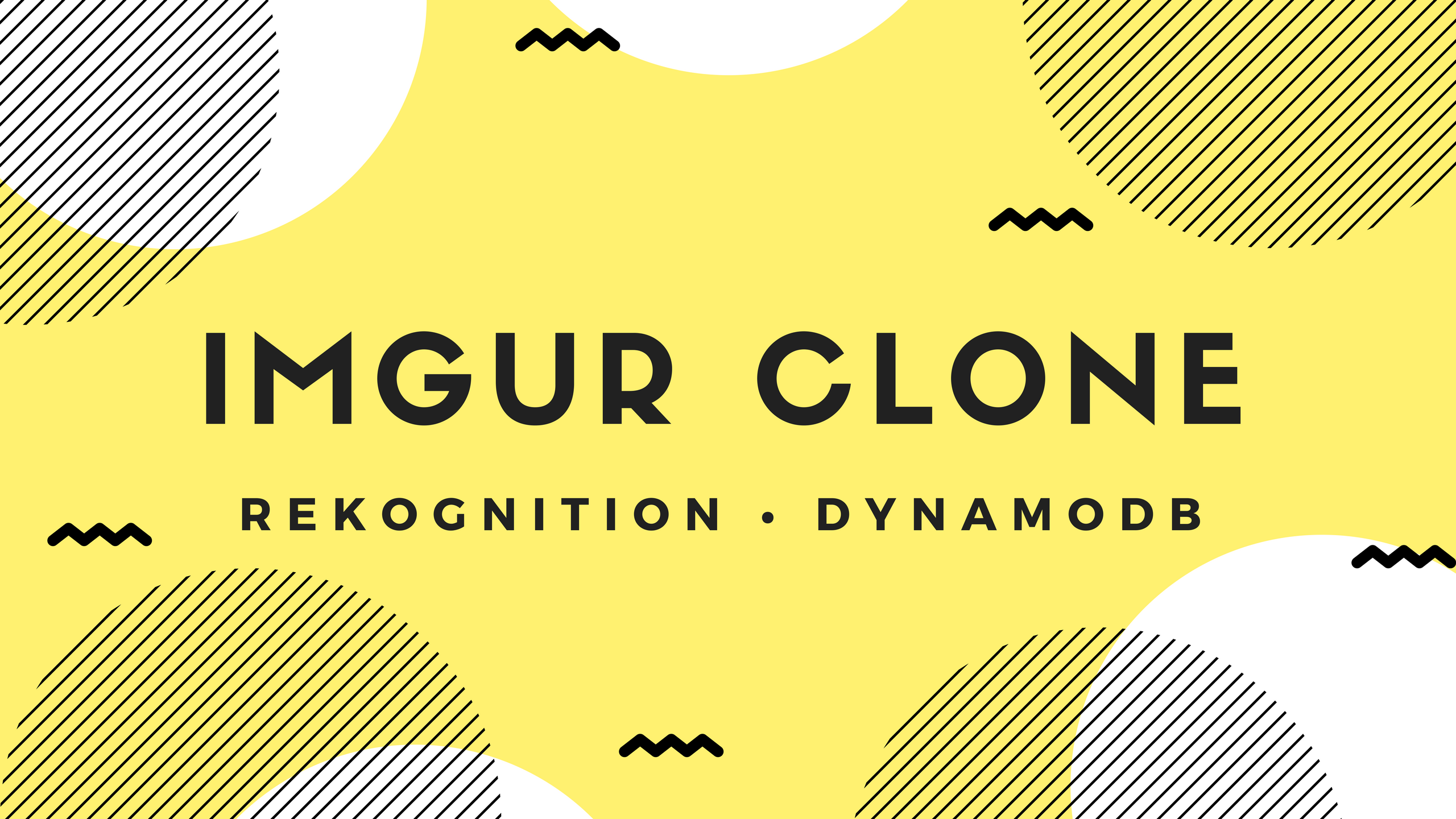 How to build a serverless clone of Imgur using Amazon Rekognition