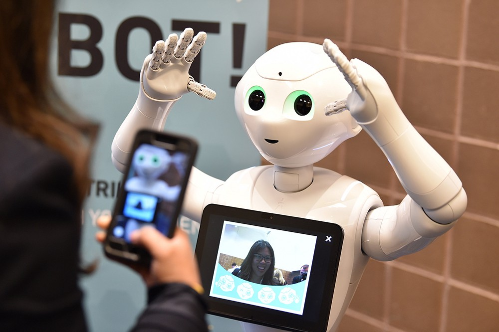 The imminent social changes that come with the invention of sophisticated machines and labourer robo