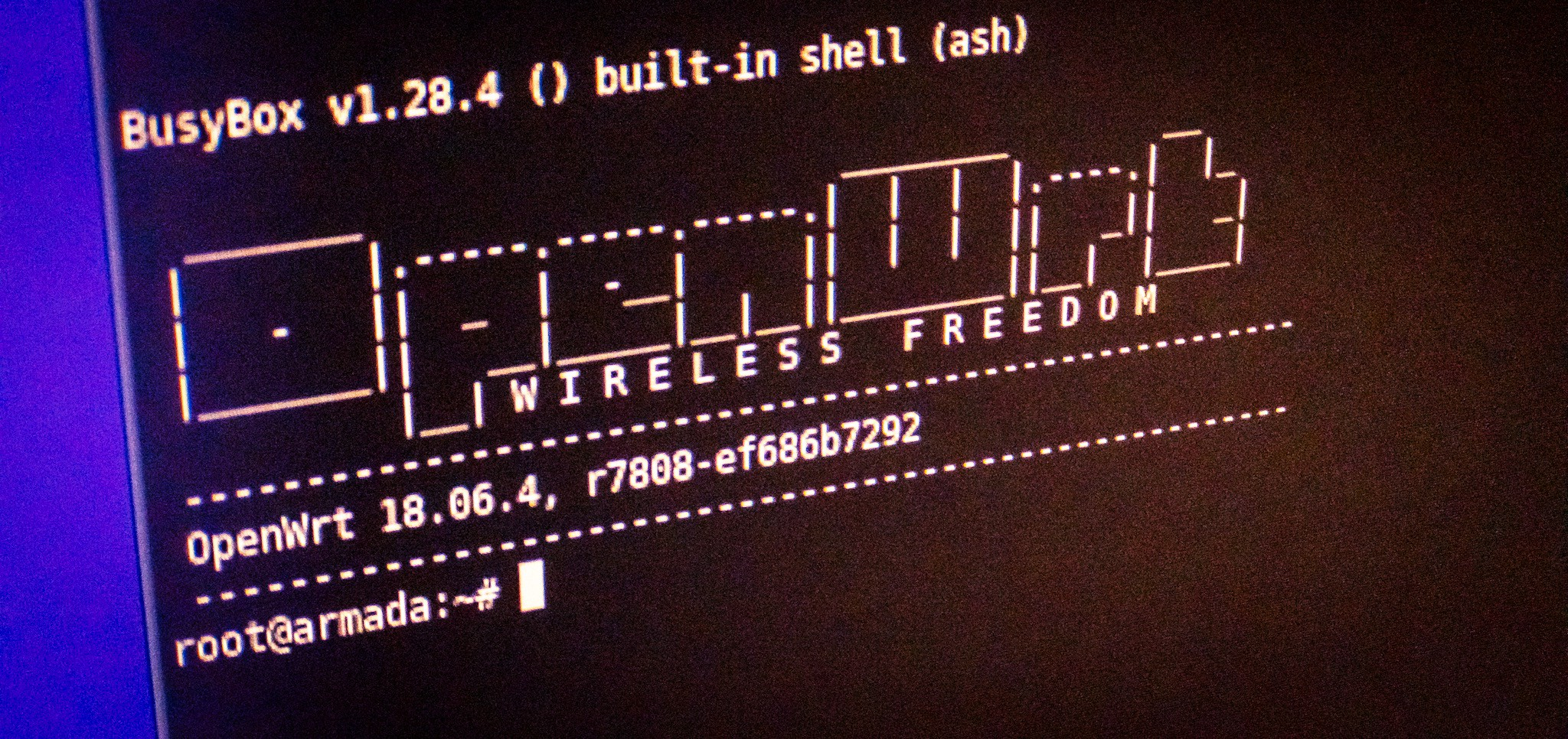 Pentest Lab — Part 1: OpenWRT with Extroot - Code|Beta Blog