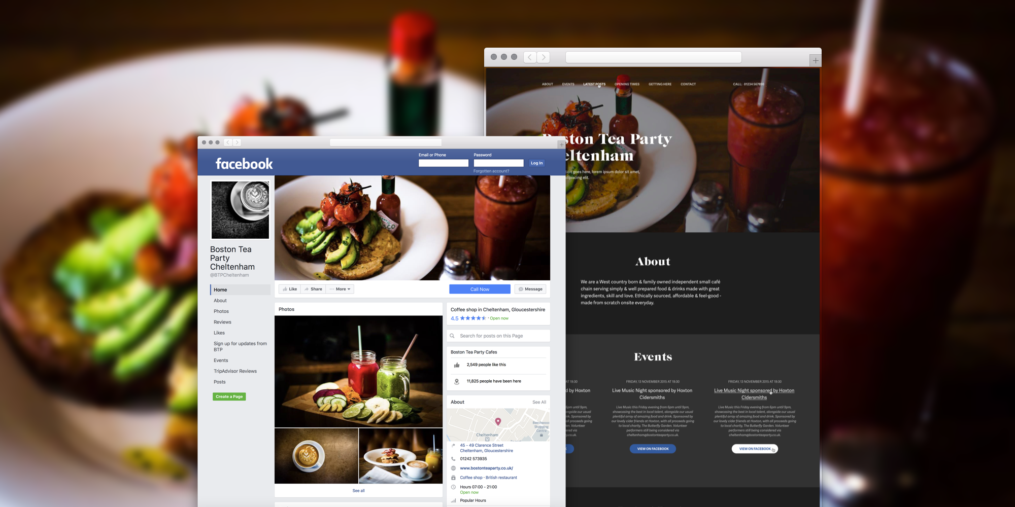 Creating a good Facebook Page - Ekko: In Sync