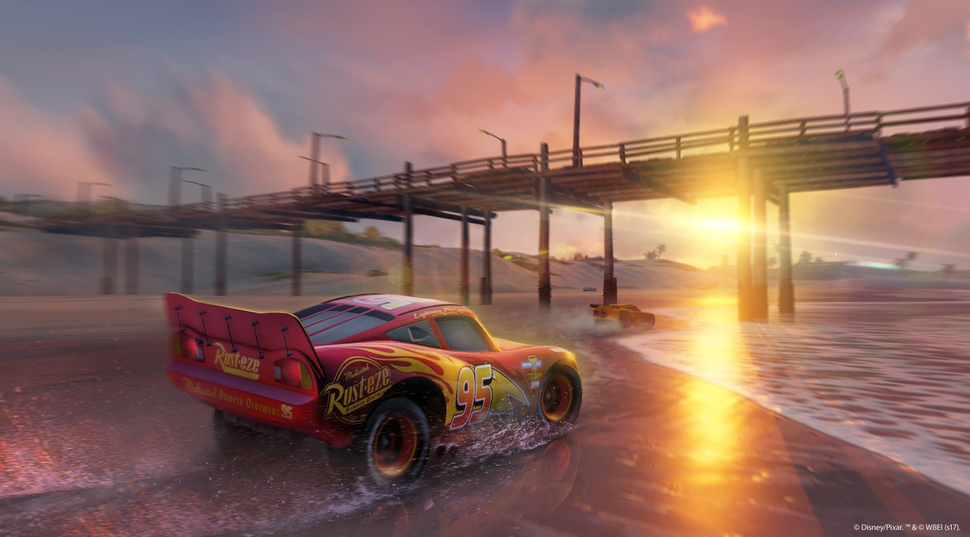 Review Cars 3 Driven To Win Tasta