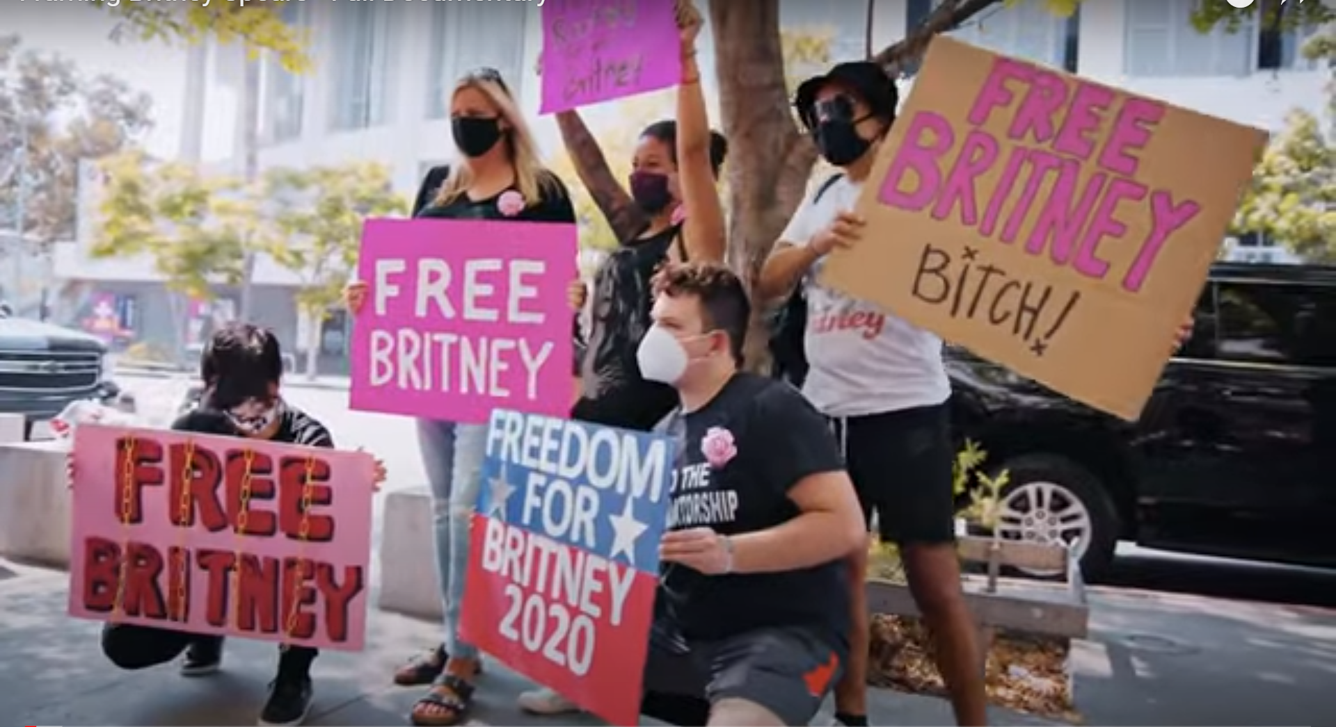 freebritney The Framing of Britney Spears   Age of Empathy