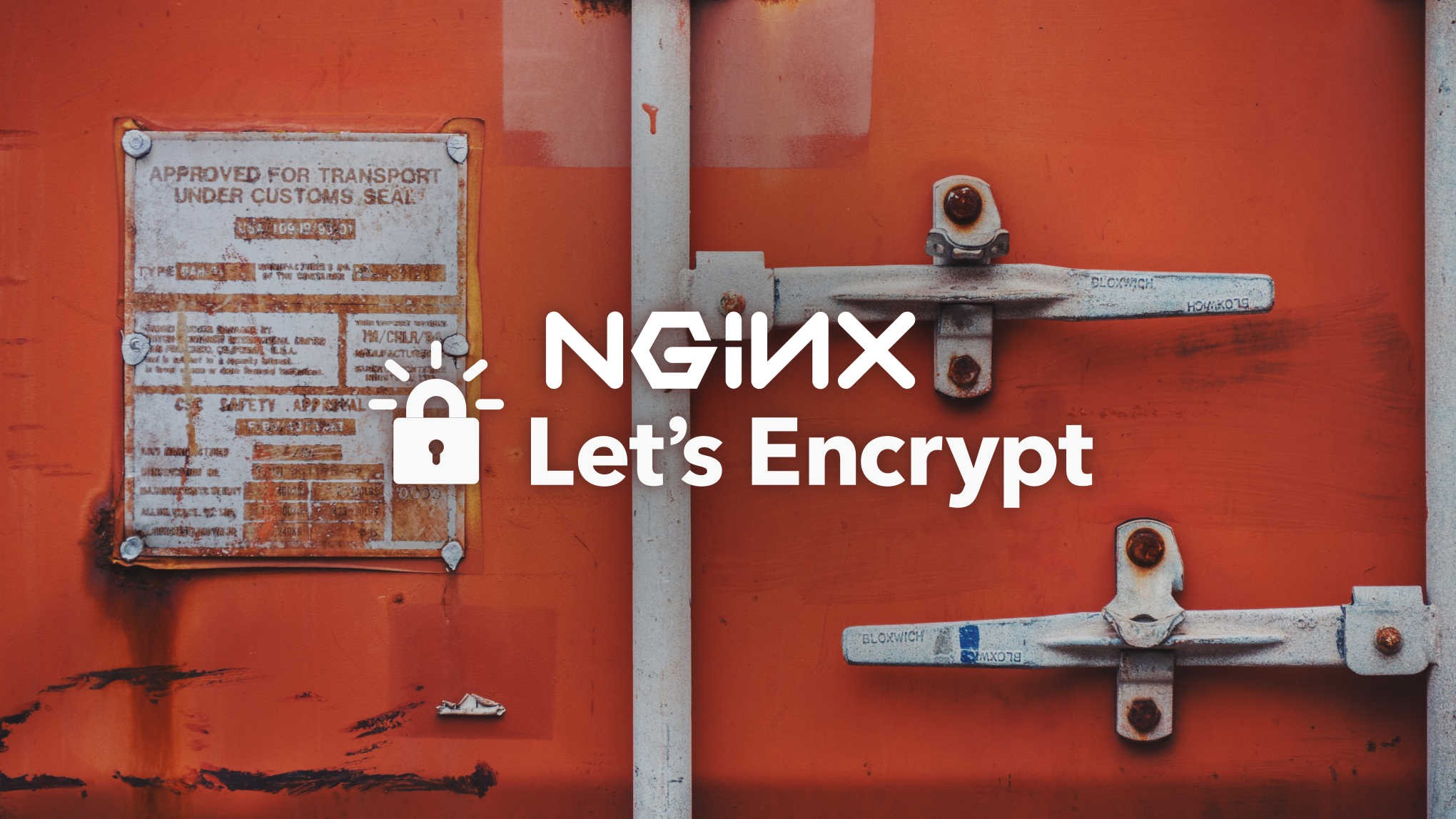 Nginx and Let's Encrypt with Docker in Less Than 5 Minutes