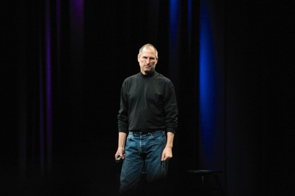Why Steve Jobs wore the same outfit every day - Personal Growth - Medium