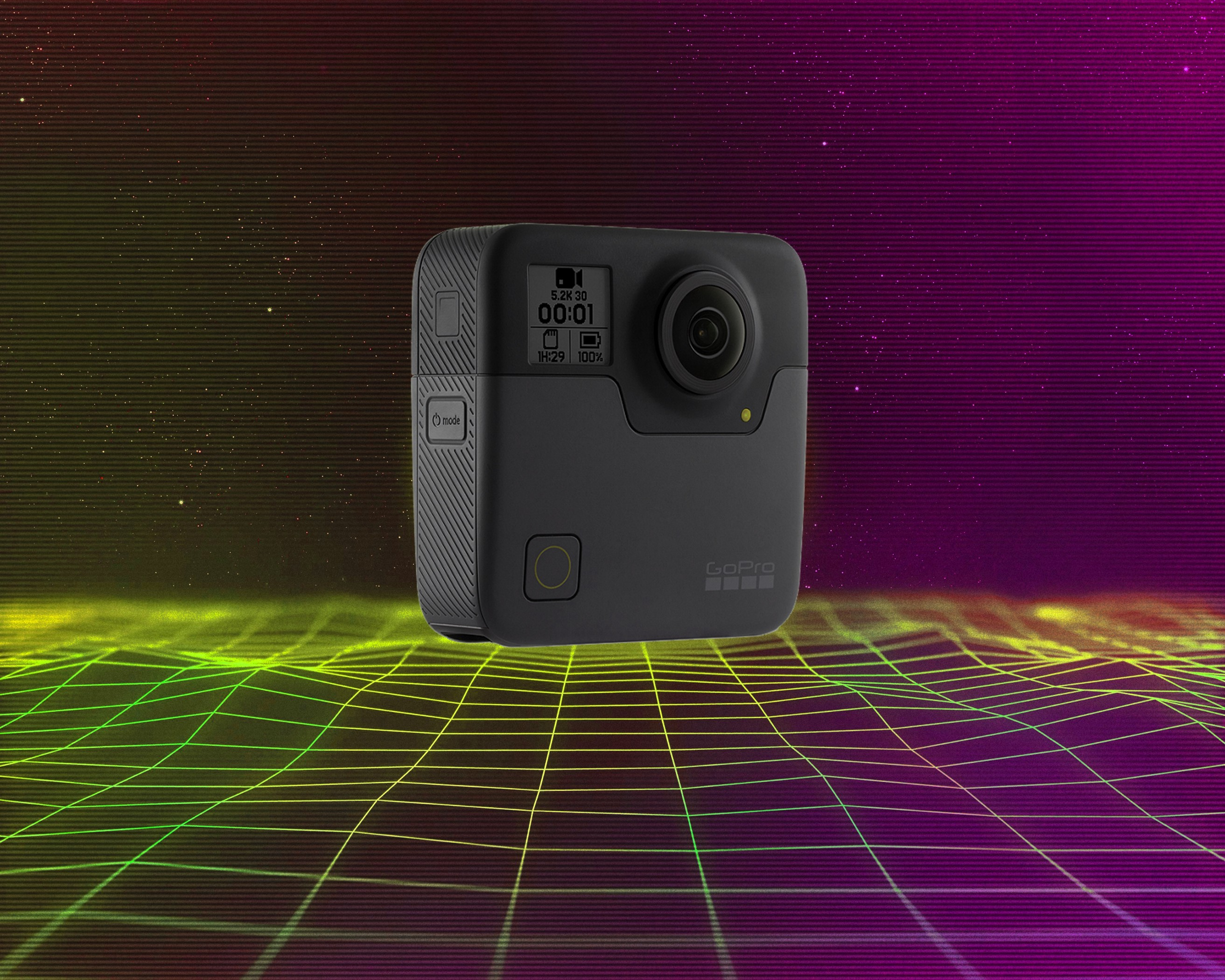 How to use GoPro Fusion on an unsupported device - Konrad Iturbe