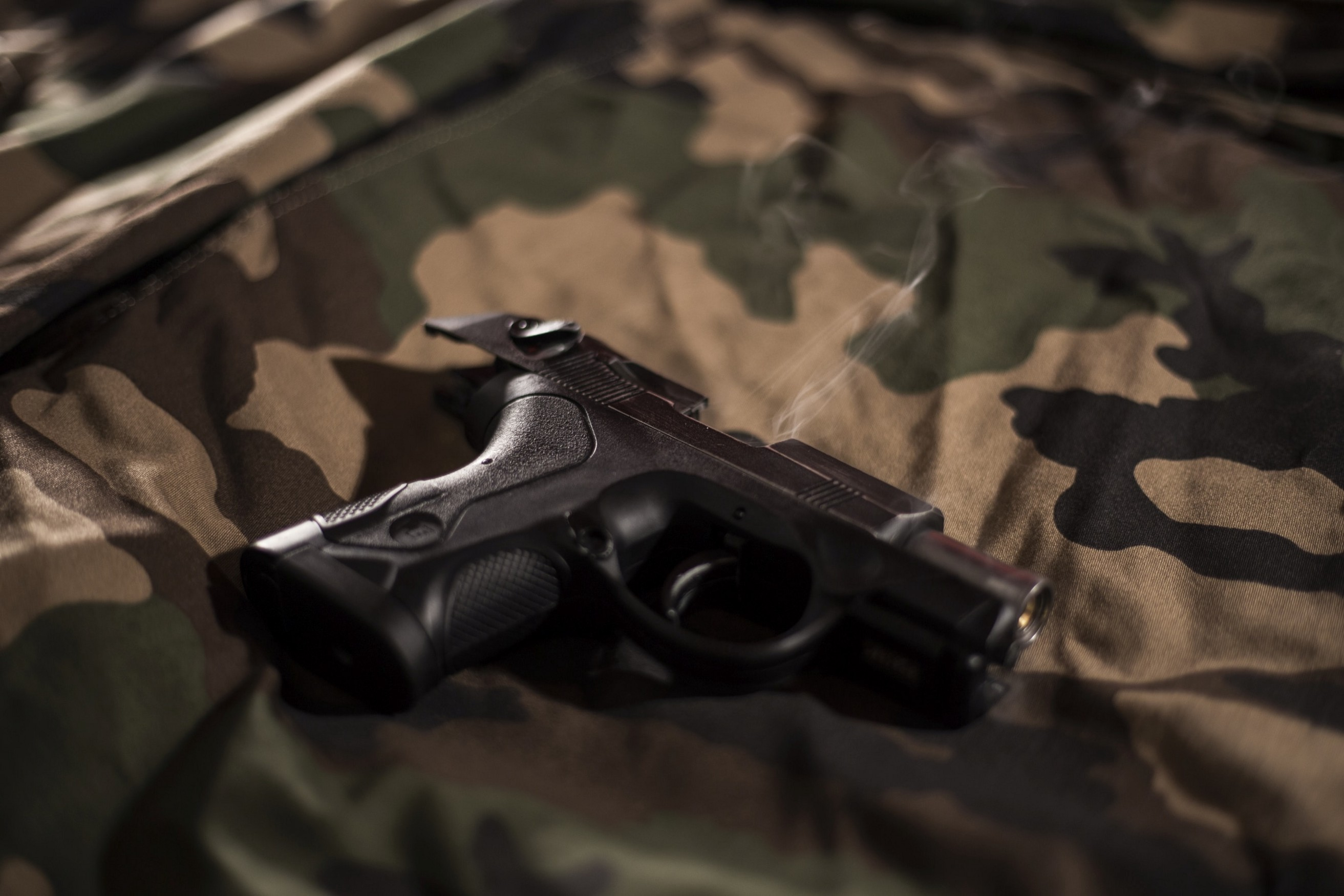 Yes, mental health is relevant when talking about gun violence