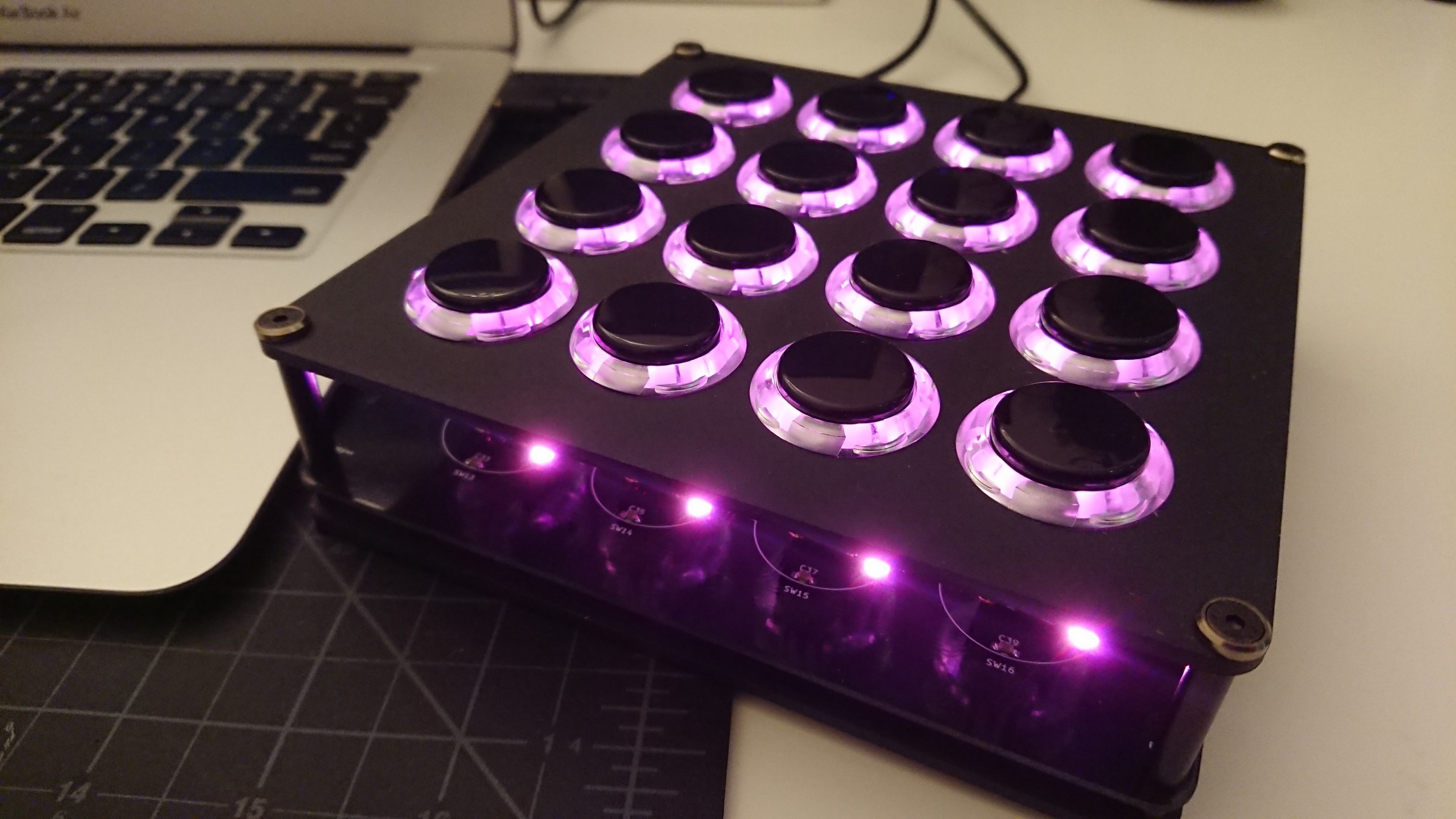 Building Your Own Midi Fighter - w4ilun - Medium