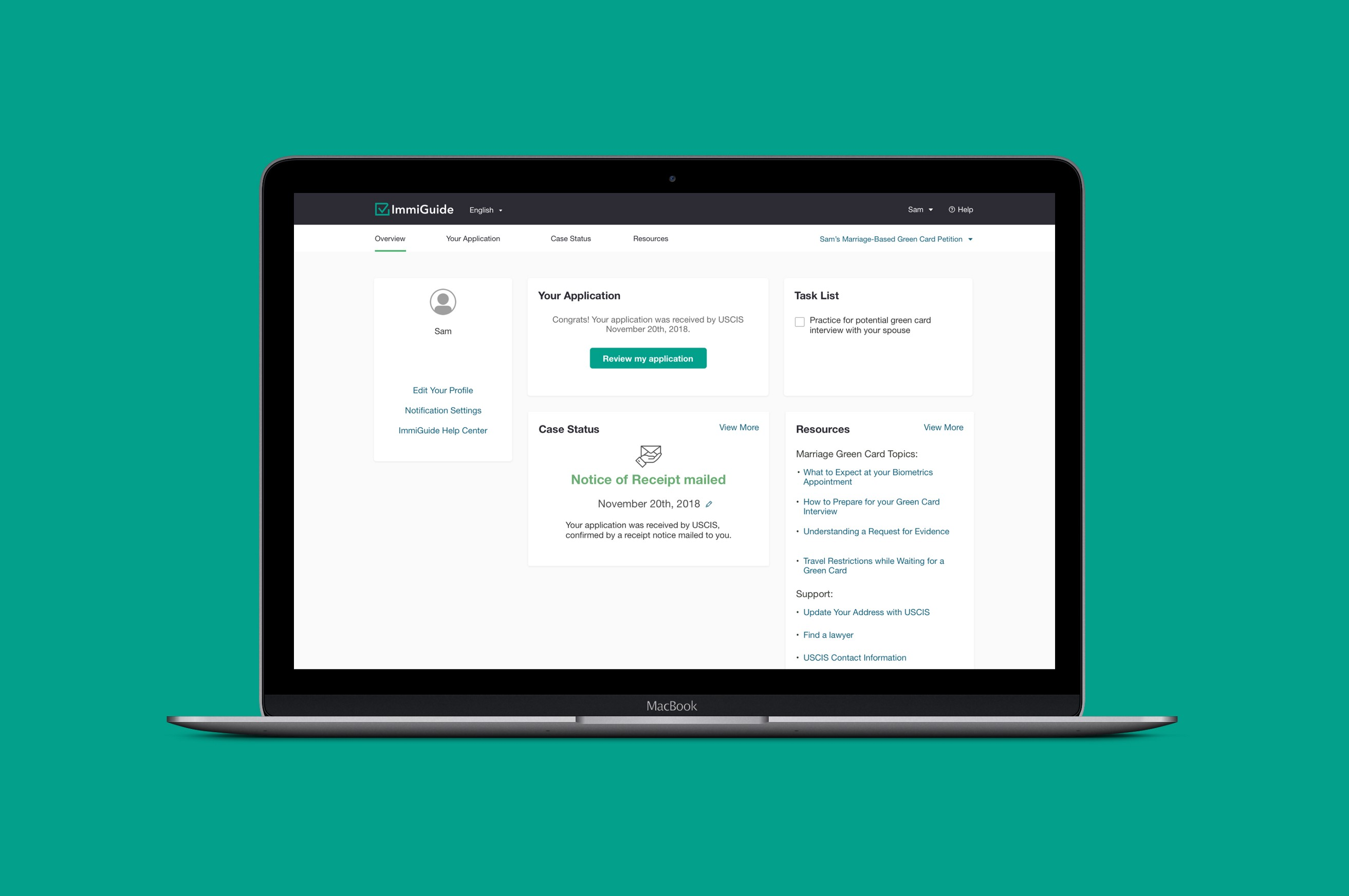 How to simplify the immigration application process — a UX case study