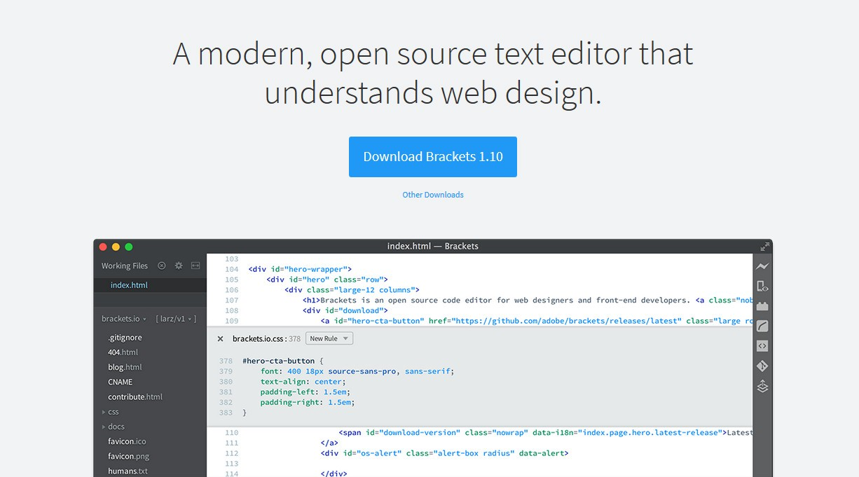 Best Free Code Editors For Web Developers - Level Up! - Medium