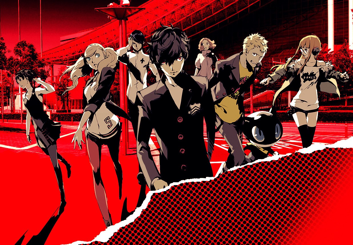 Become The Phantom Thieves With This Strikingly Authentic 'Persona 5