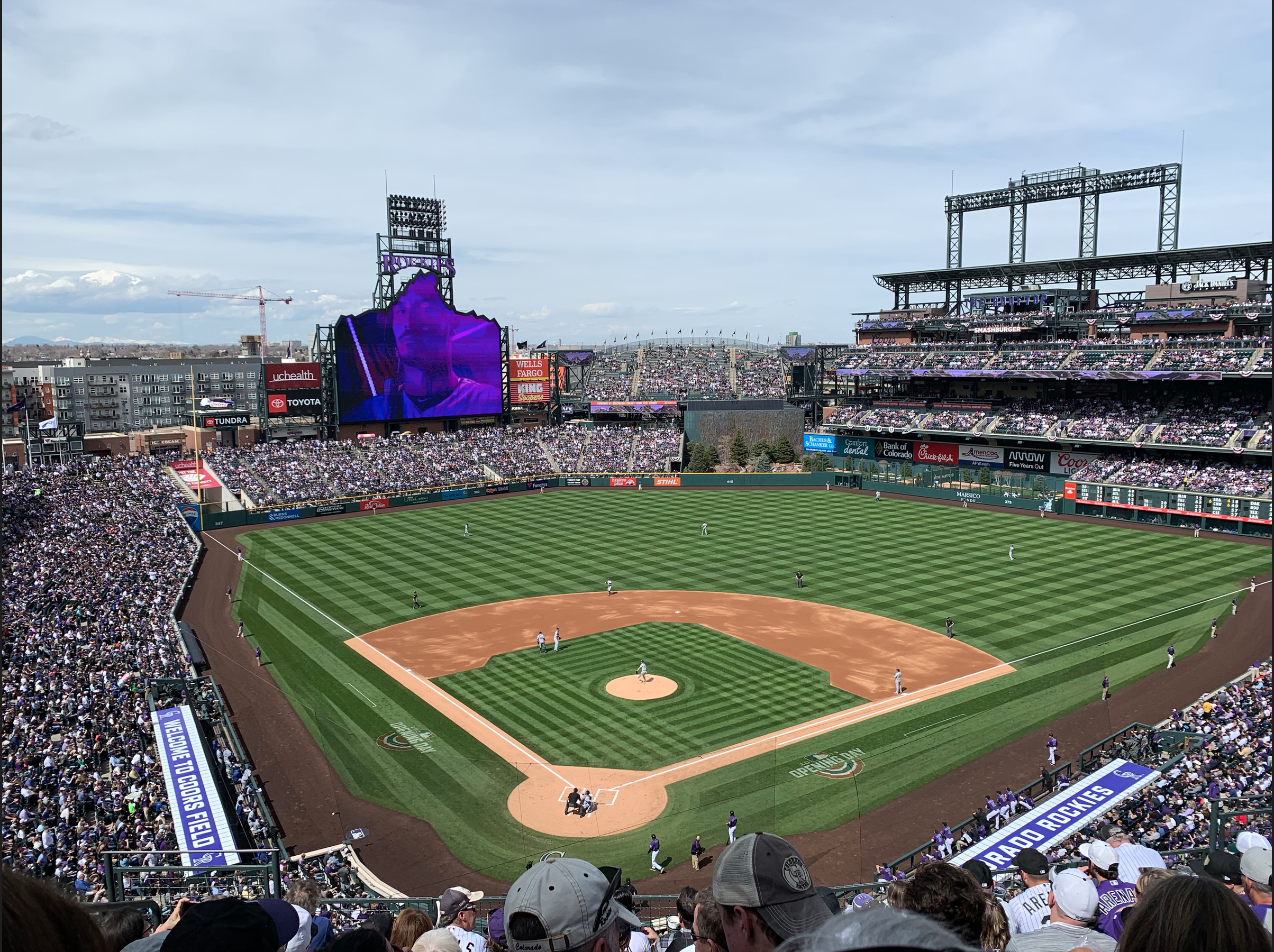 Can you accurately predict MLB games based on home and away