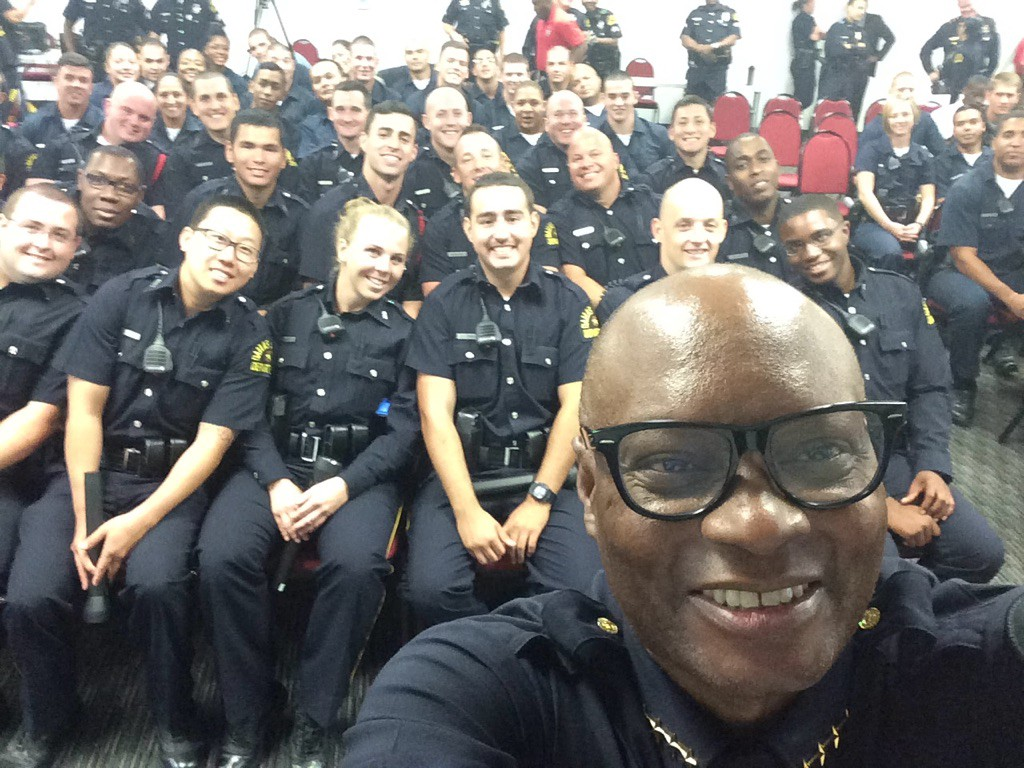Reflections By A Dallas Police Officer Homeland Security Medium
