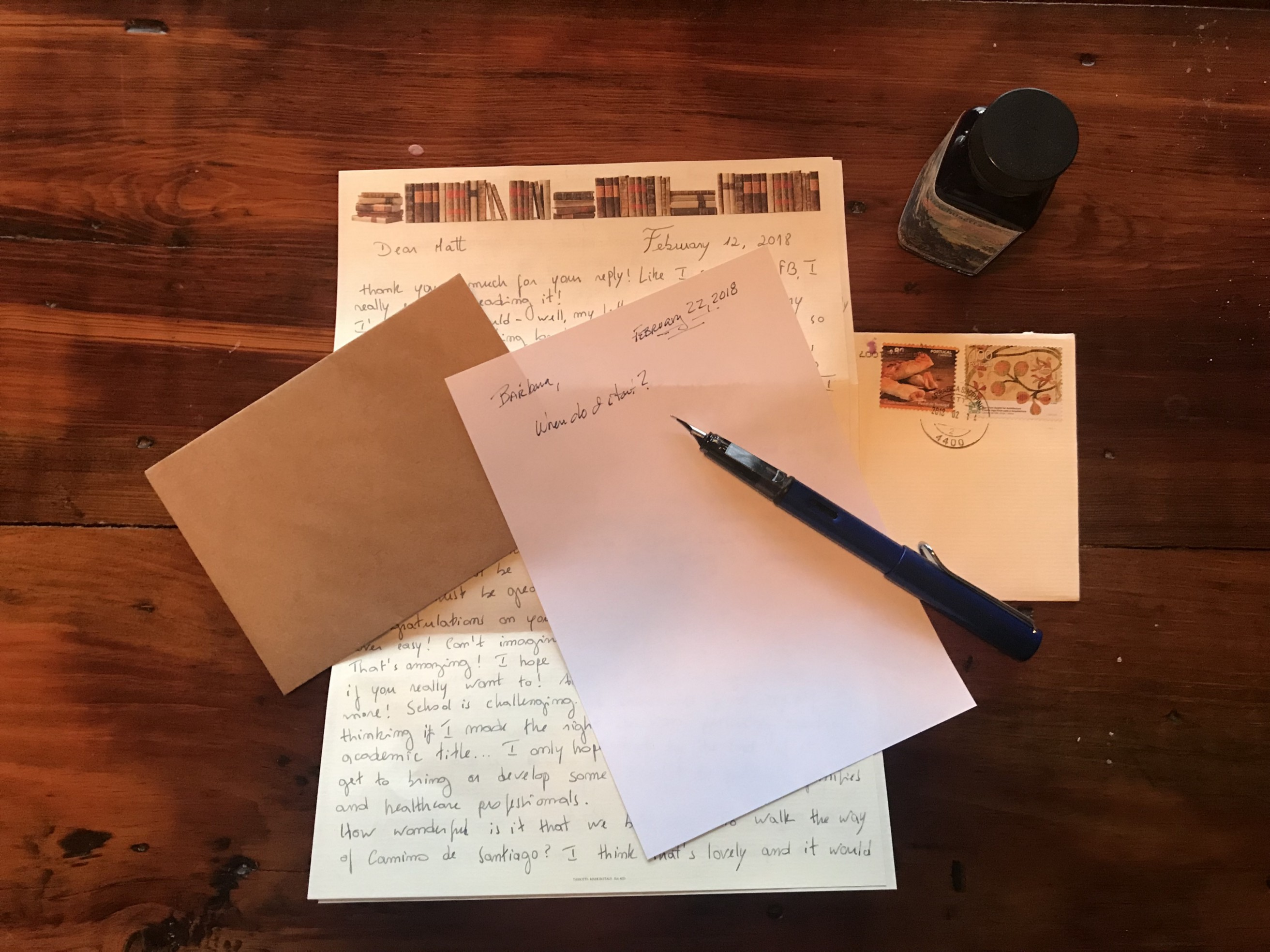 Handwritten Letters - The Writing Cooperative