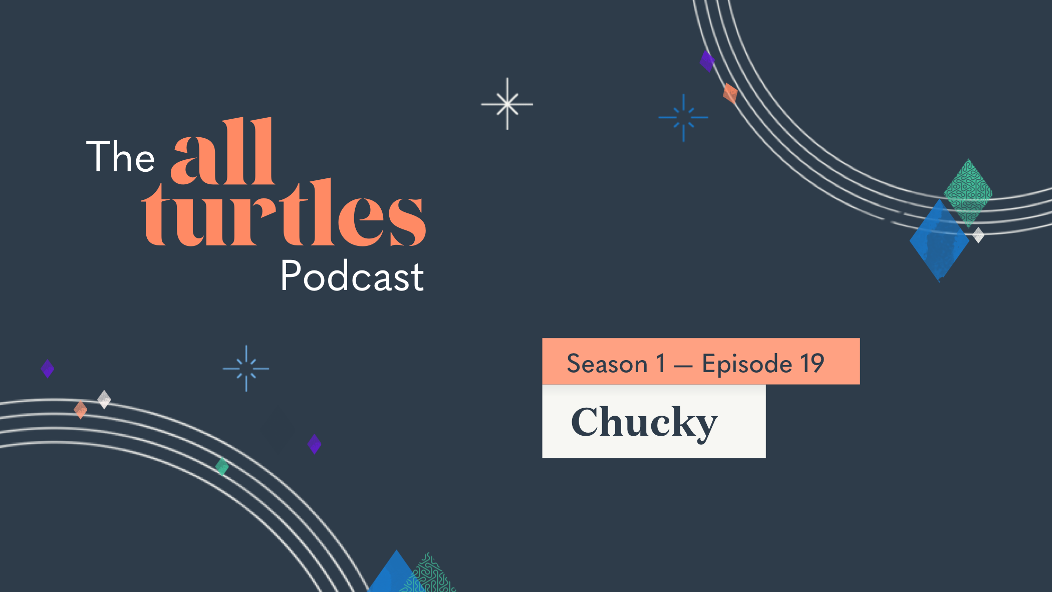 All Turtles Podcast Episode 19: Chucky - All Turtles