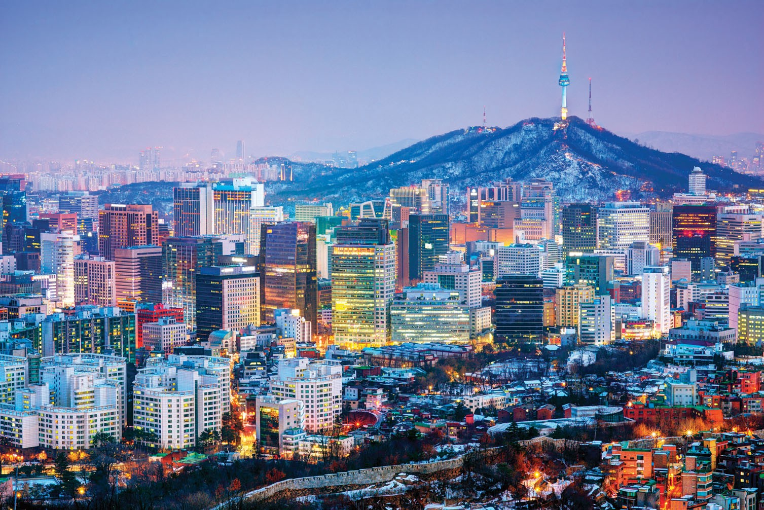 24 Hours in Seoul, Korea  - ILSC Creative English - Medium