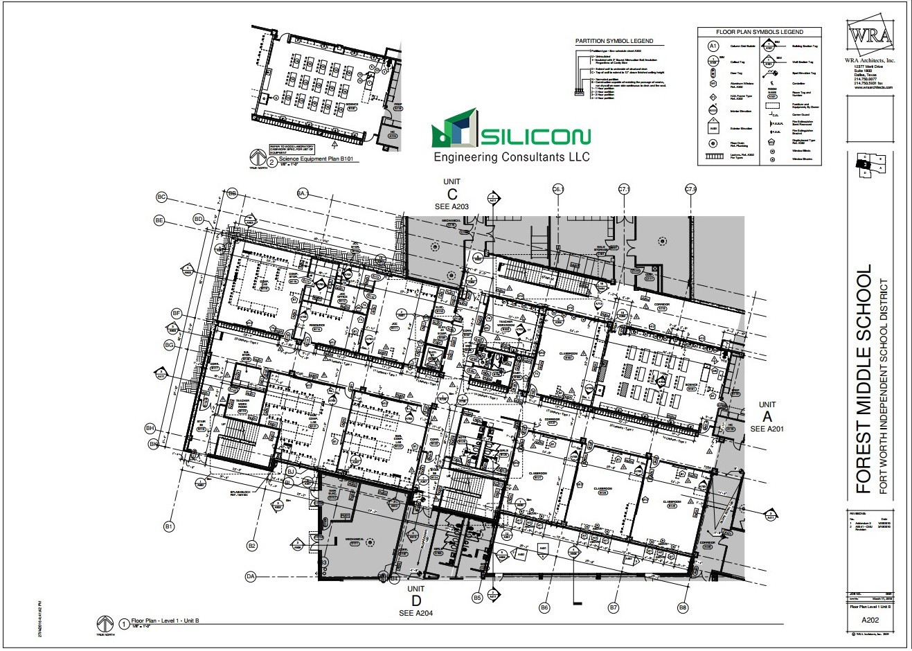 Structural Steel Detailing Services USA - Silicon