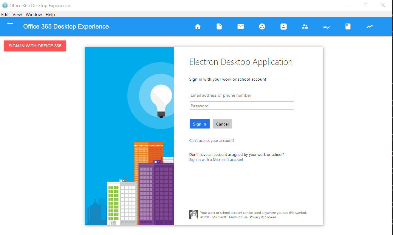 Office 10 Desktop application with Angular 10 and Electron   by ...