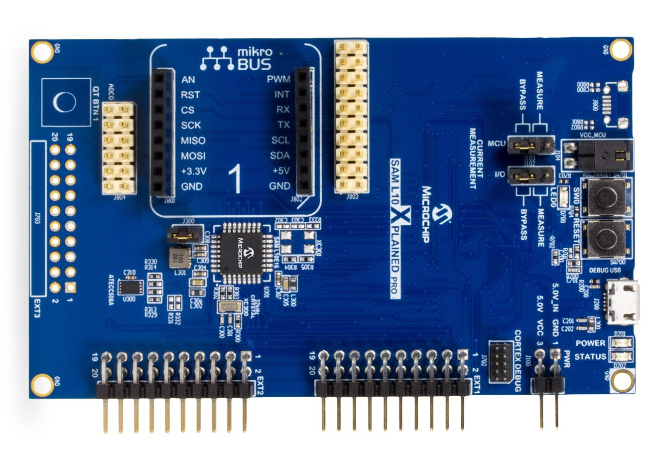 First 32-Bit Microcontrollers to Support Arm TrustZone