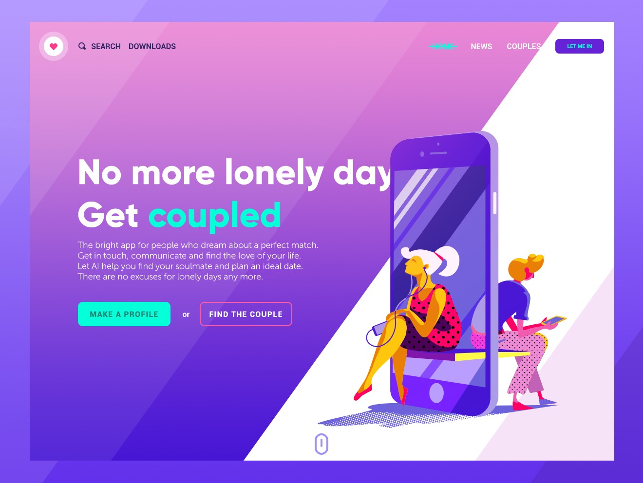 15 Hot Trends In Ui Design For Web And Mobile In 2018 By Tubik Studio Ux Planet