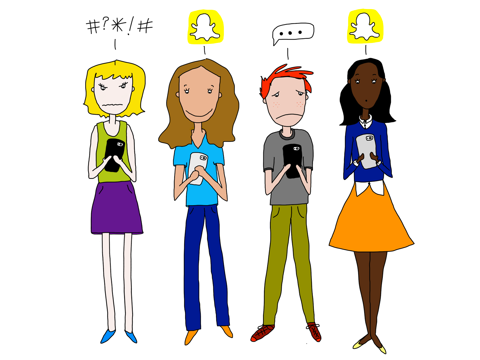 Teens Must 'Get Smart' About Social Media