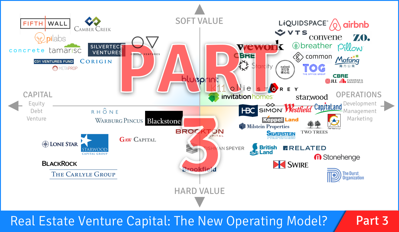 Real Estate Venture Capital: The New Operating Model? (Part 3)