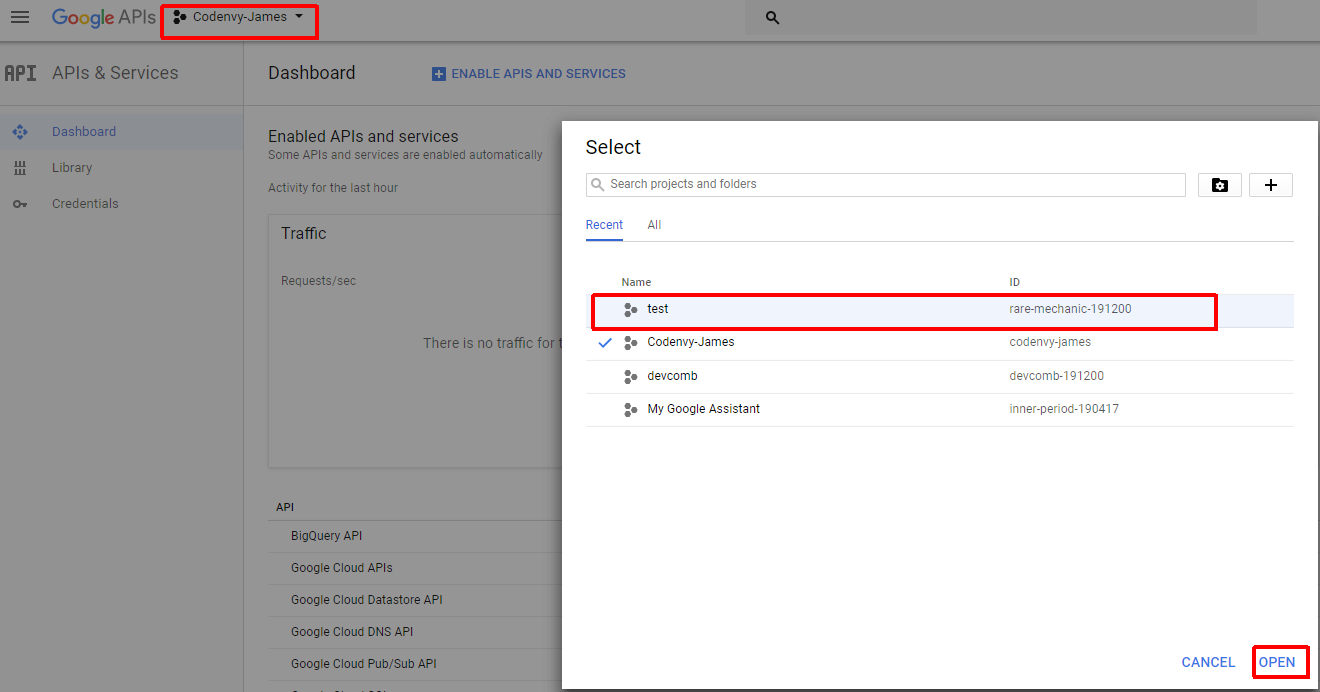 Openshift Authentication with Google Identity Provider