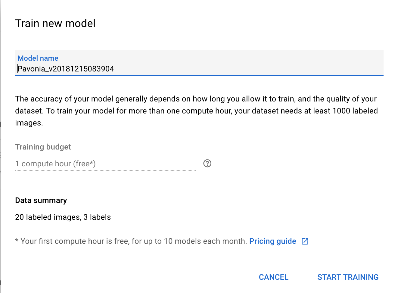 Using AutoML Vision in your Android app - Data Driven