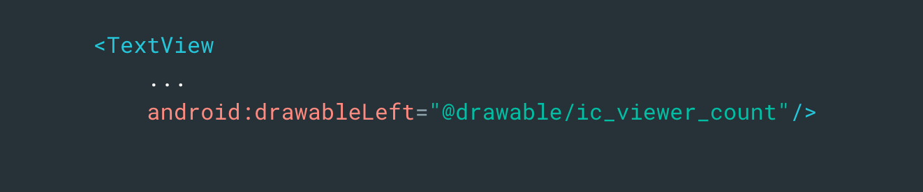 Android Gotchas: #1 Setting a Drawable on a TextView