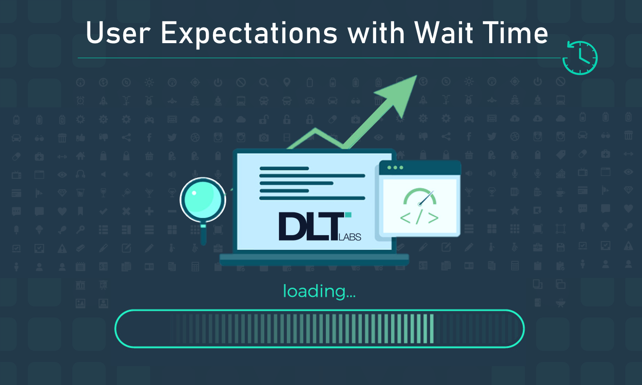 How do wait times affect user expectations?